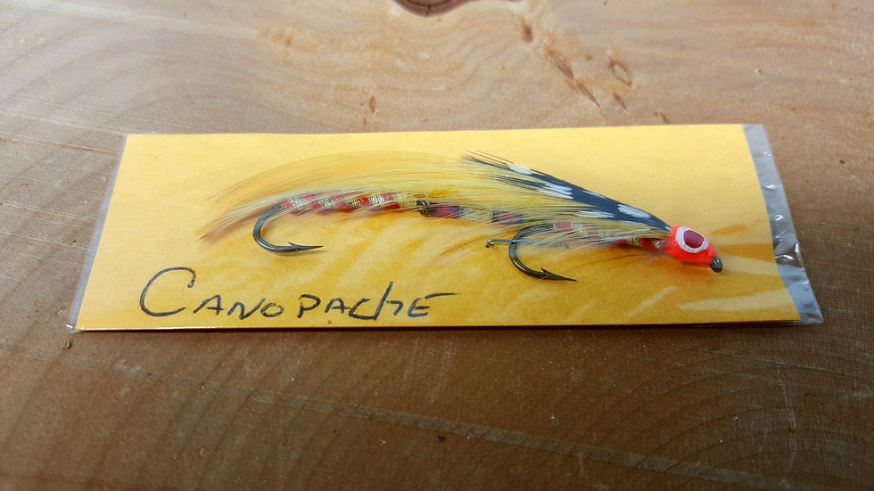 Packaged Canopache Single Hook