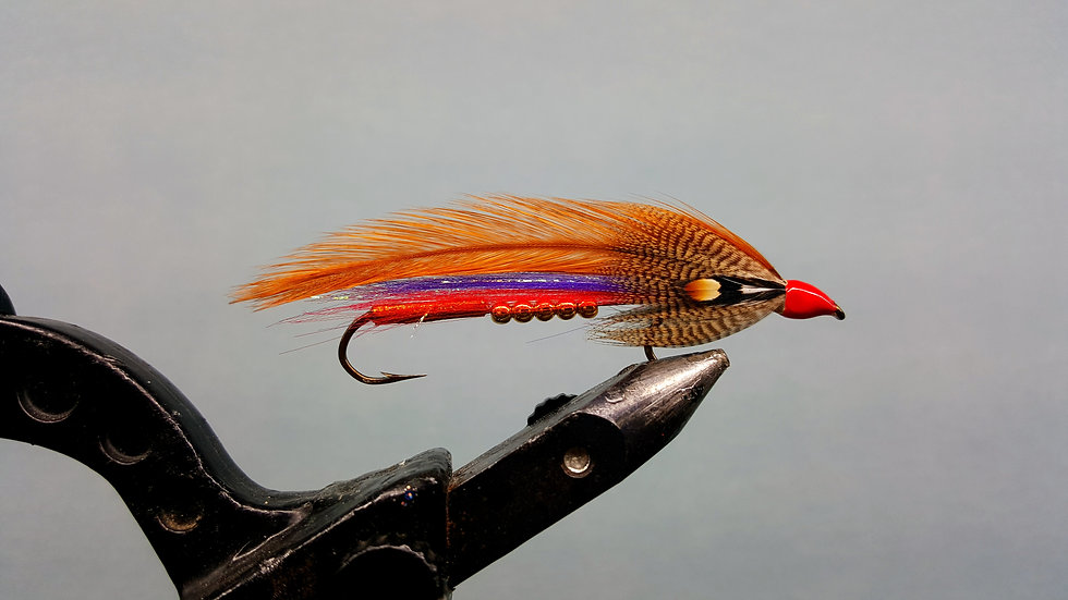 Rusty Red Smelt Tandem