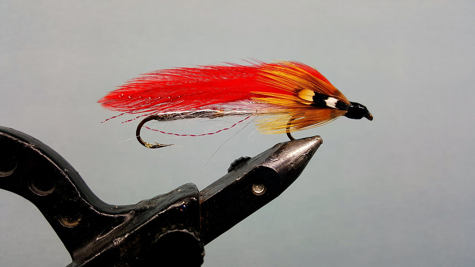 Red Wing Tandem Streamer