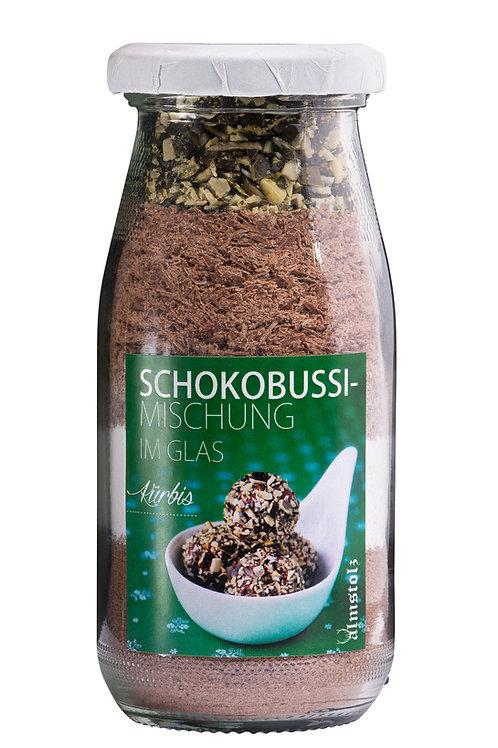 Schokobussi Kürbis