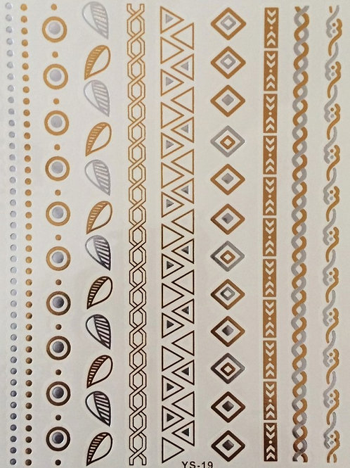 Cartela Bracelets