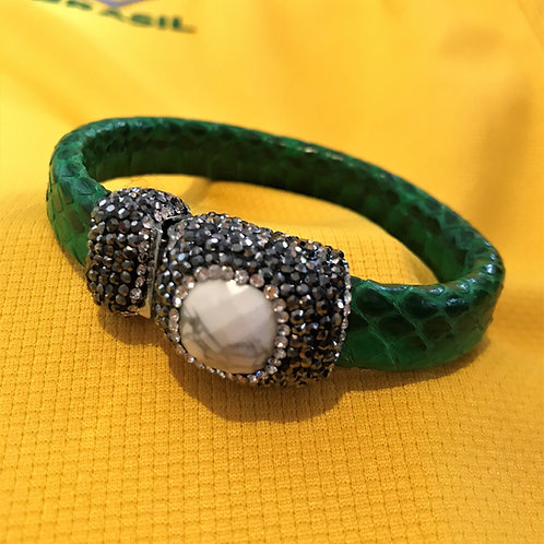 Bracelete Python Encaixe
