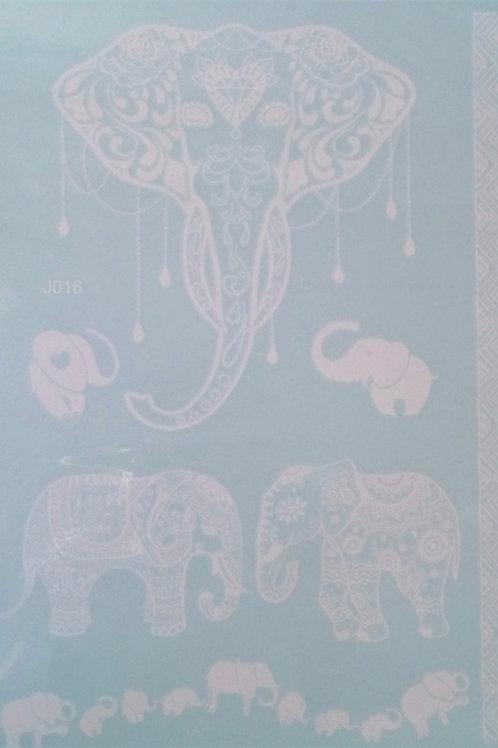 Cartela White Elephant