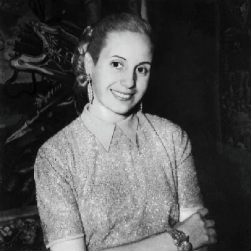María Eva Duarte