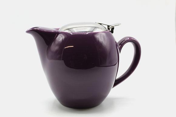 Plum Teapot (20 oz)