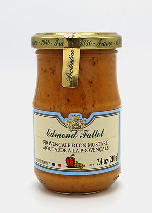 Edmond Fallot Provencale Dijon Mustard