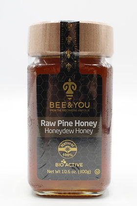 Raw Pine Honeydew Honey