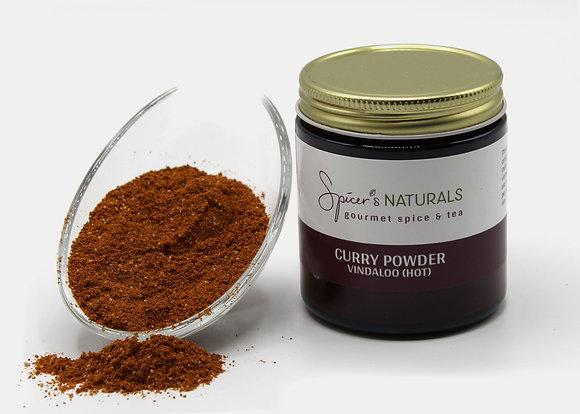 Curry Powder, Vindaloo (Hot)
