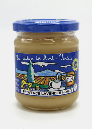 Provence Lavender Honey