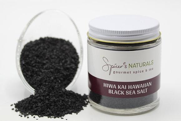 Hiwa Kai Hawaiian Black Sea Salt