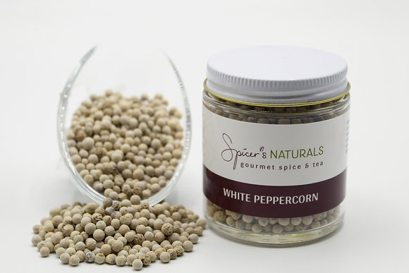 White Peppercorn