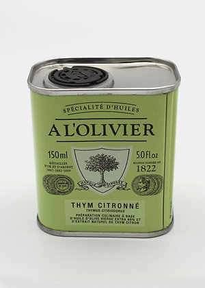 Lemon Thyme Extra Virgin Olive Oil