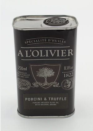 Porcini and Truffle Extra Virgin Olive Oil