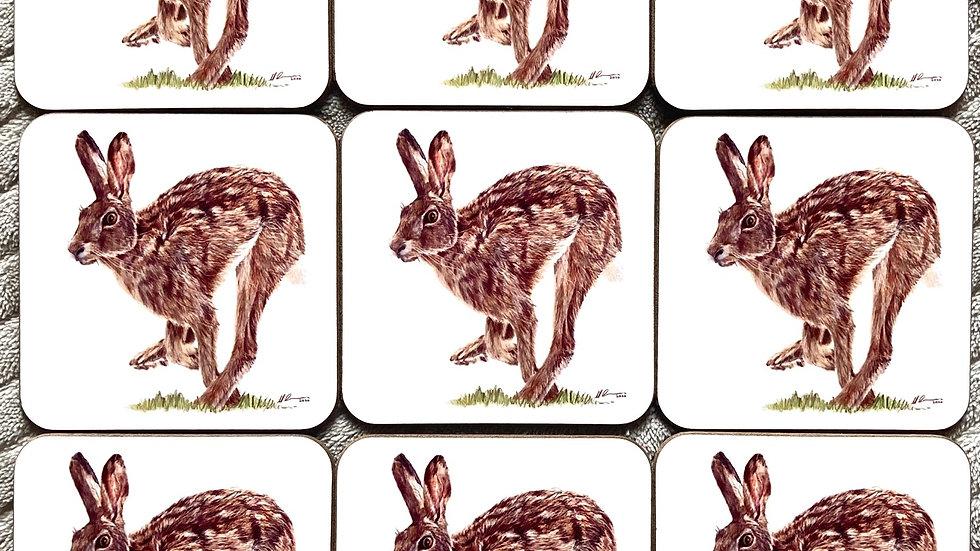 Running Hare - coaster