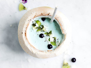 Blue Lagoon Smoothie