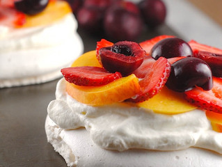 Magical Vegan Pavlova