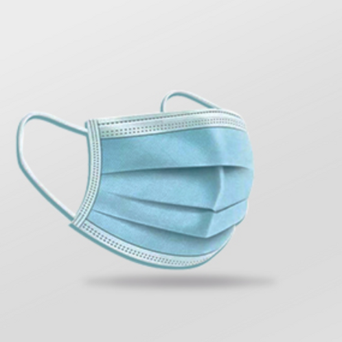 Surgical Face Mask (Single Use) - 50 pieces