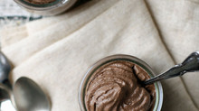 Creamy Dairy Free Chocolate Mousse