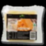 Kingland Mild Cheddar Style Cheese Block 200g