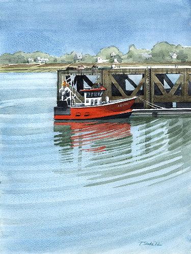Brittany trawler
