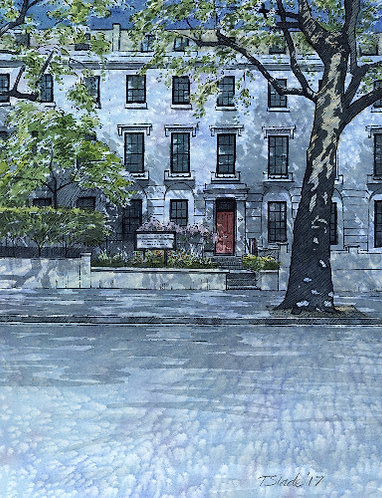158 Holland Park Avenue - Profits will be donated to the School of Meditation
