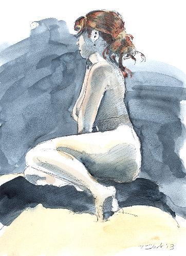 Female figure 2