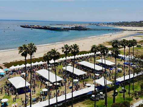 California Wine Festival - Santa Barbara