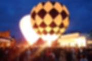 Van to Winthrop Winter Balloon Festival