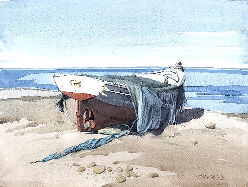 Cefalu boat
