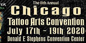 The 11th Annual Chicago Tattoo Arts Conv