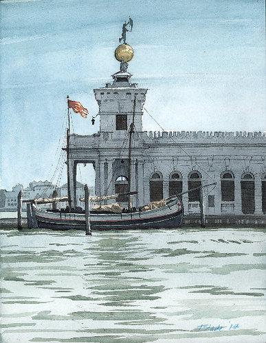 Venice Custom House