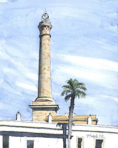 Algarve Lighthouse