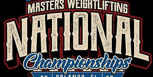 2020 National Masters Weightlifting Cham