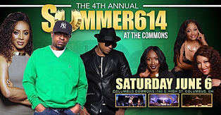 4th Annual SUMMER614 @ The Commons Benef