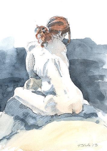 Female figure 3