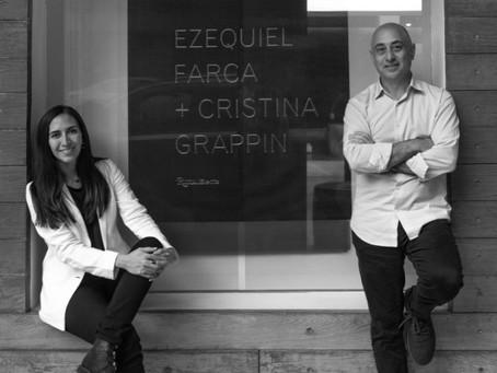 #9 Creando e Innovando con Ezequiel Farca y Cristina Grappin