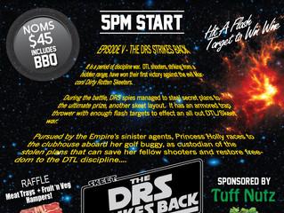 Skeet Wars Episode V - The DRS Strikes Back