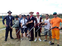 Hens Party Marconi Clay Target Club