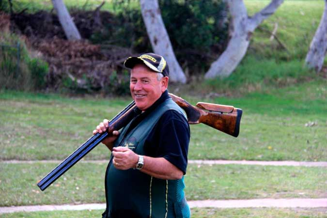 Clay Target Shooting Sydney 5