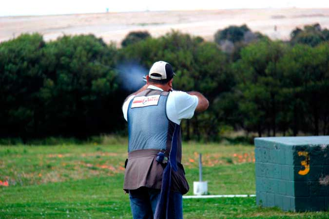 Clay Target Shooting Sydney 2