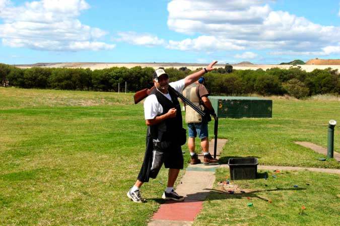 Clay Target Shooting Sydney 4