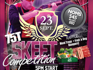 Skeet Competition