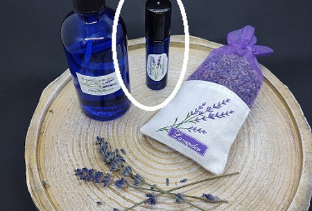 Lavender Massager