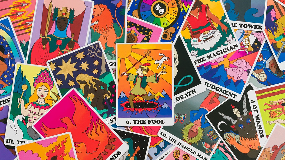 The Rainbow Heart Tarot