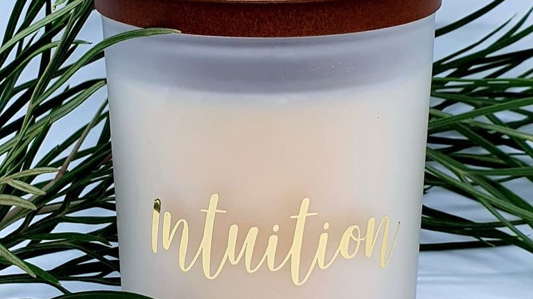 Mindful Moment Soy Wax Candle