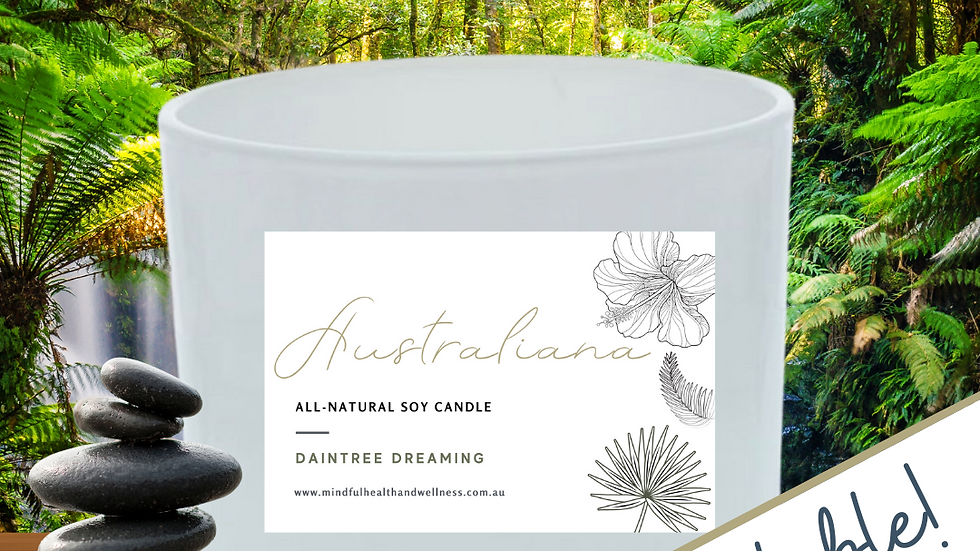 Australiana Soy Candles