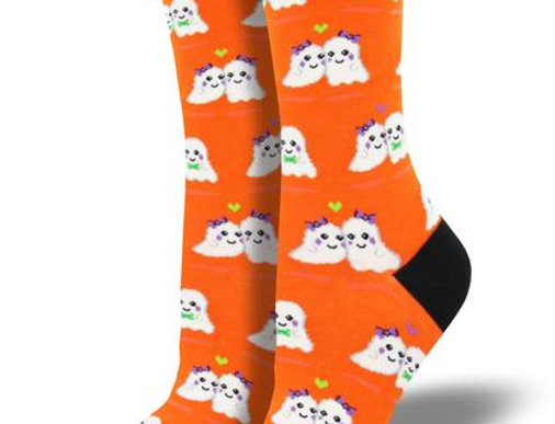 Love You Boo -  WNC 908 -Womens Socks