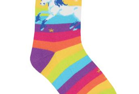 Magical Unicorn - Kids Socks  - KC 70224