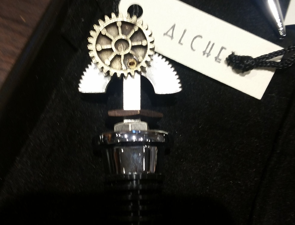 Alchemy Wine Stopper