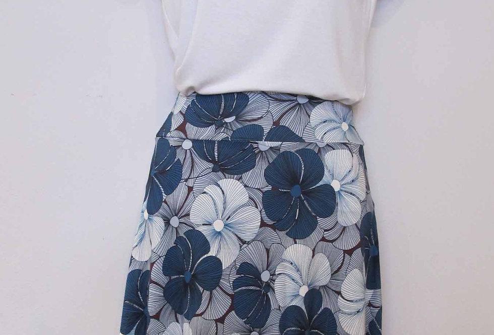 KS122 Flippy Skirt -Salaam